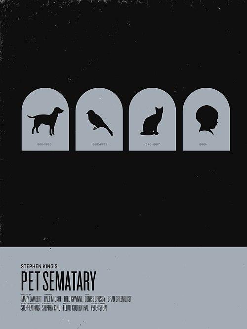 Pet Sematary poszter