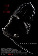 A lényeg a Predators Teaser poszteren