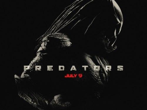 A Predators teaserposztere