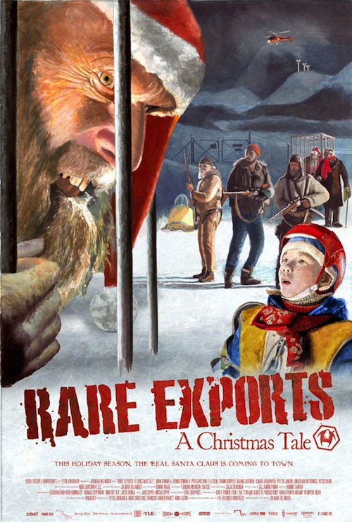 A Rare Exports posztere