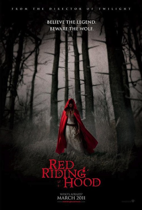 Red Riding Hood posztere