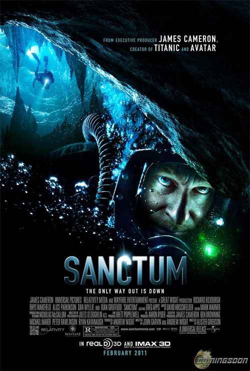 Sanctum posztere