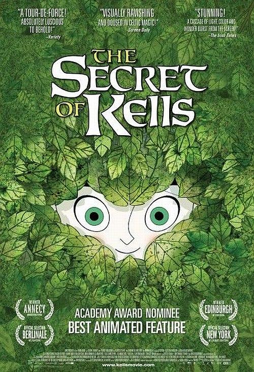Secret of Kells poszter