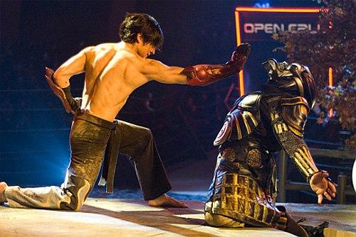 Tekken mozifilm képek