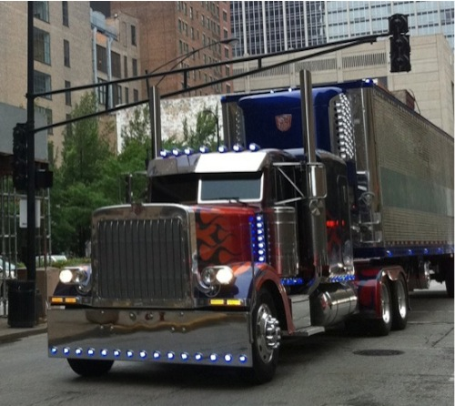 Transformers 3 forgatás Chicagoban