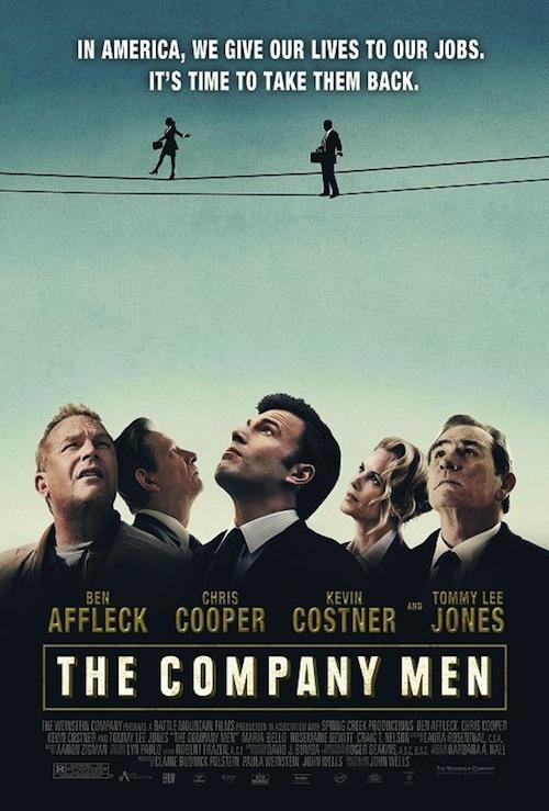 Company Men posztere