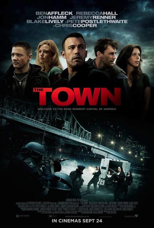 The Town újabb posztere
