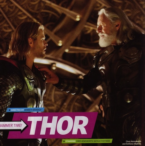 Thor rendes képen