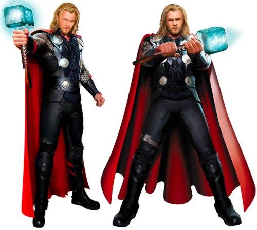 Thor és a kalapácsa
