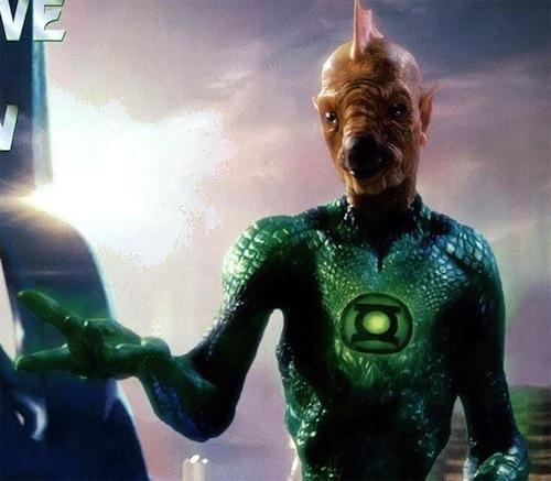 Tomar-re a Green Lantern filmből