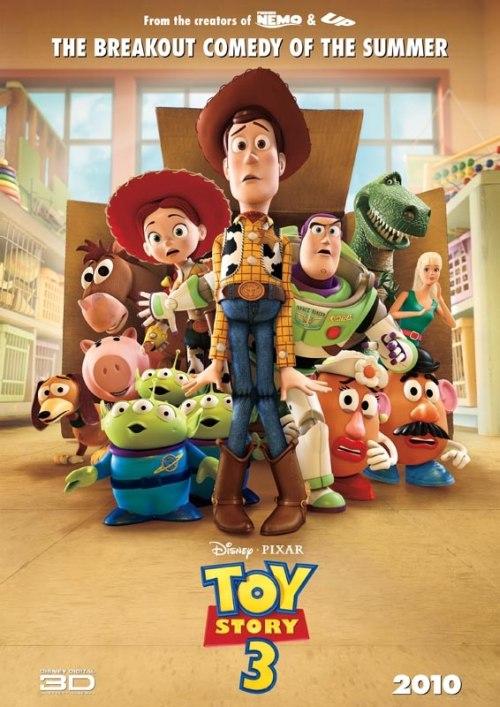 Toy Story 3 poszter megint