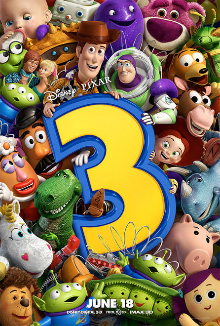 Toy story 3 final poster