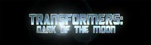Transformers Dark Of The moon logo