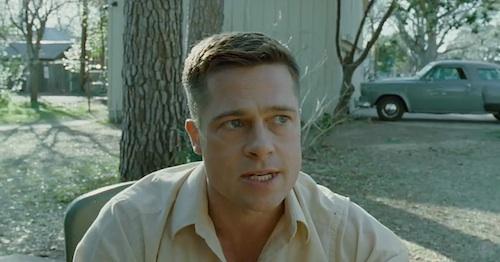 Tree of Life traileréből Brad Pitt