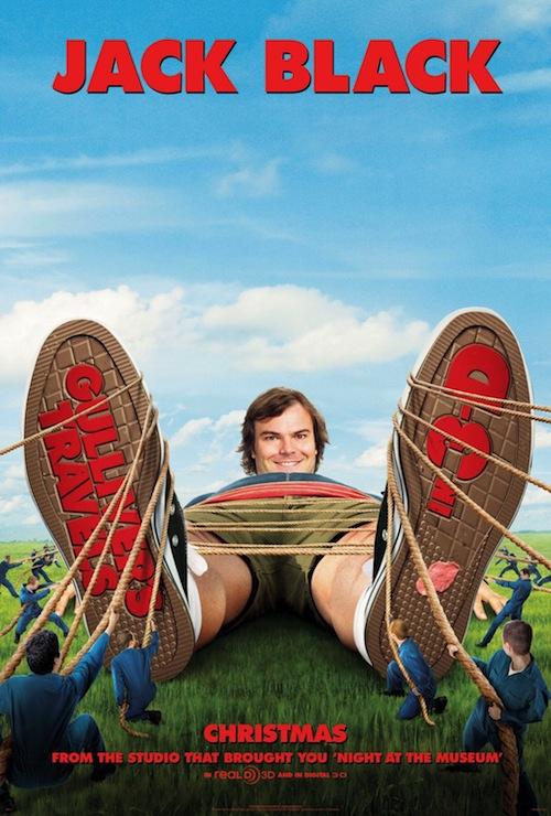 Gulliver's Travels poszteren megint