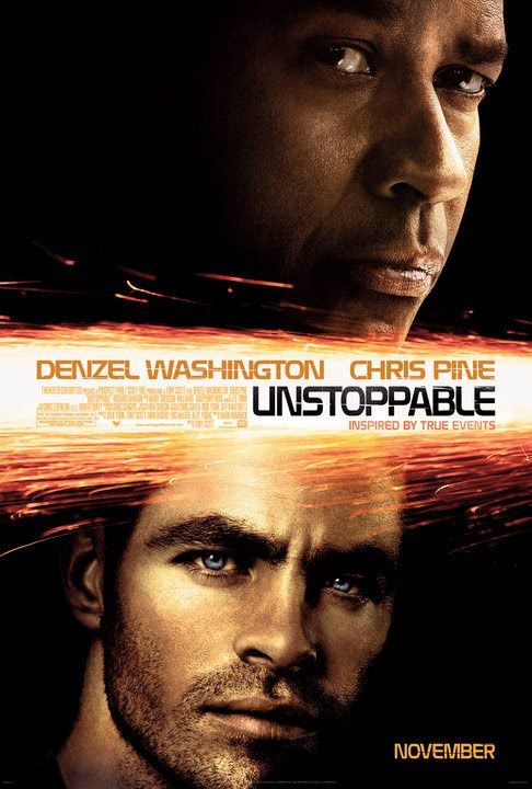Az Unstoppable posztere