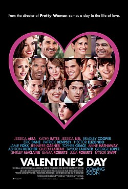 Valentine's Day movie poszter