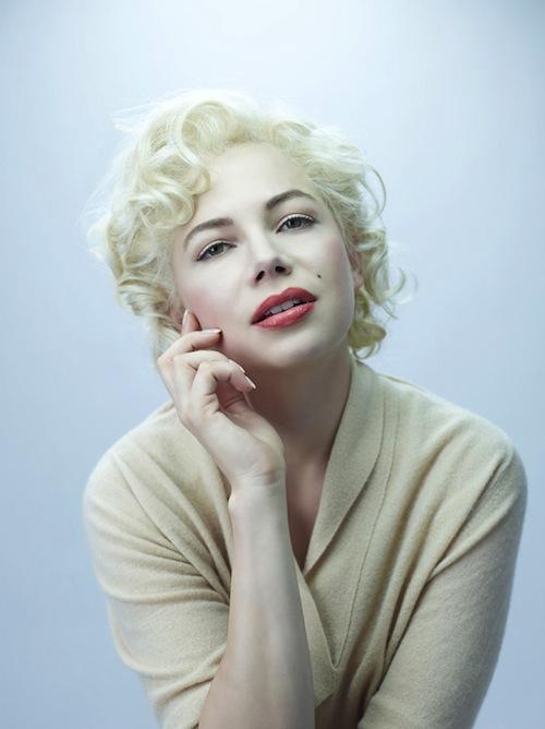 Ilyen lesz a Michelle Williams által megszemélyesített Marilyn Monroe