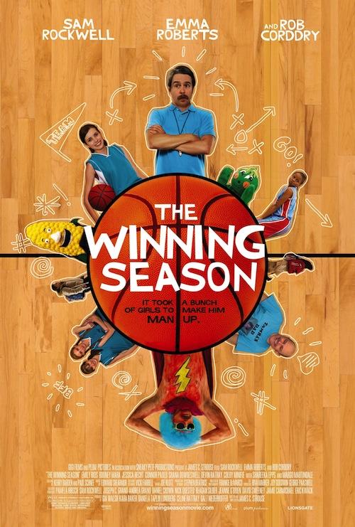A winning season posztere