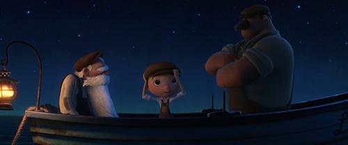 La Luna, avagy a tengeren a Pixar kisfilmjében