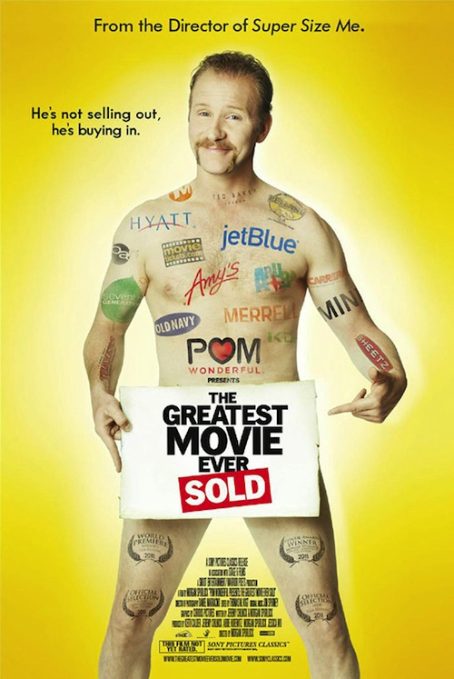 A Greatest Movie Ever Sold posztere