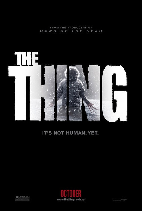 The Thing posztere
