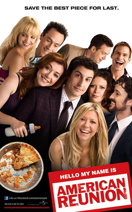 American Reunion new poster