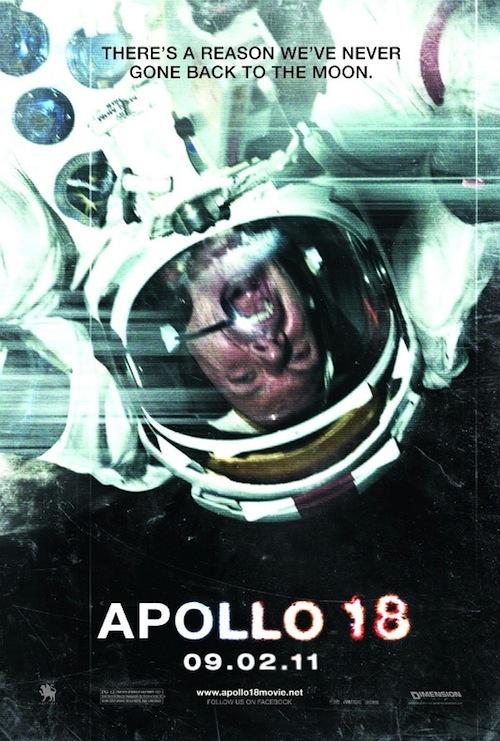 Az Apollo 18 legújabb posztere