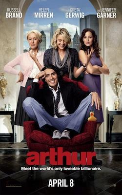 Arthur poszterek