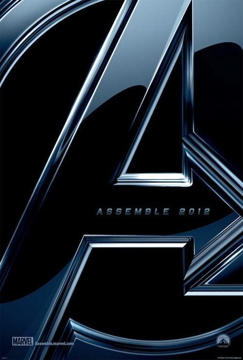 Az Avengers teaser posztere
