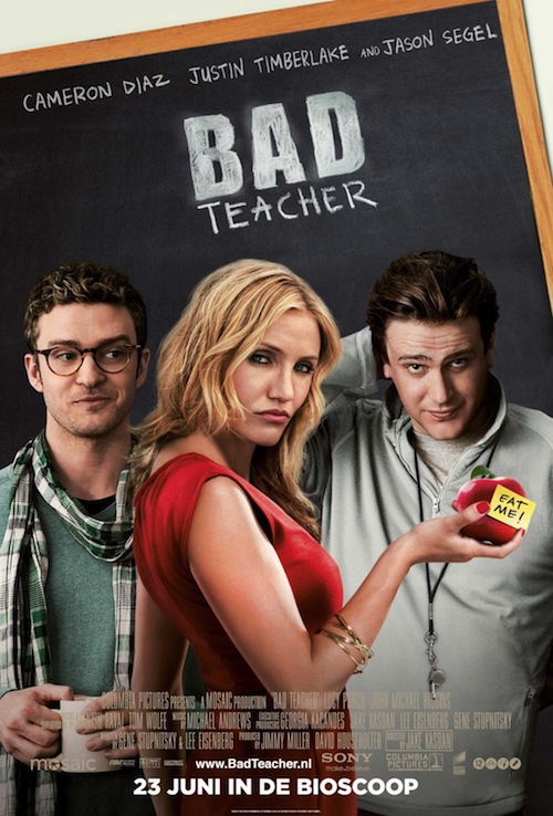 Bad Teacher megint