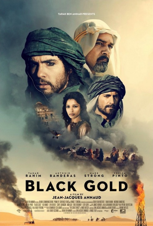 Black Gold-poszter