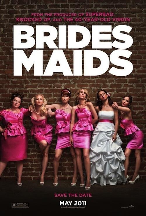 Bridesmaids poszter