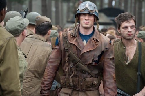 Capt. America and Bucky