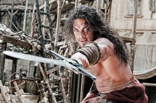 Conan kardot ránt