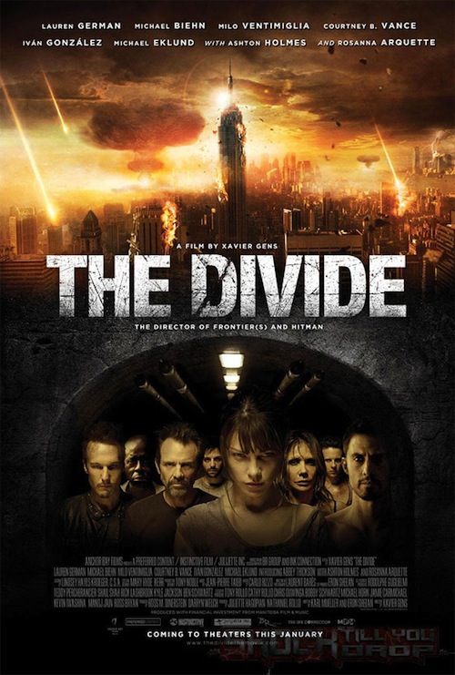 A The Divide posztere