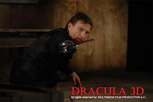 képek a készülő Dracula 3d-ből