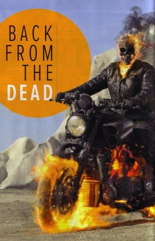 képek a Ghost Rider 2-ből