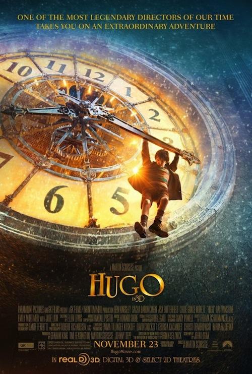 A Hugo posztere