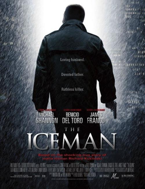 Iceman posztere