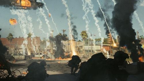 Csata Los Angelesben