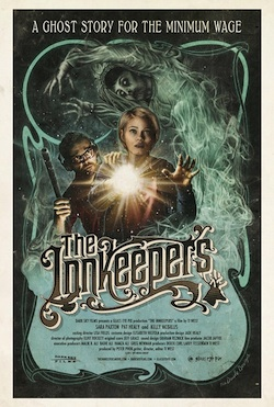 The Innkeepers poszter