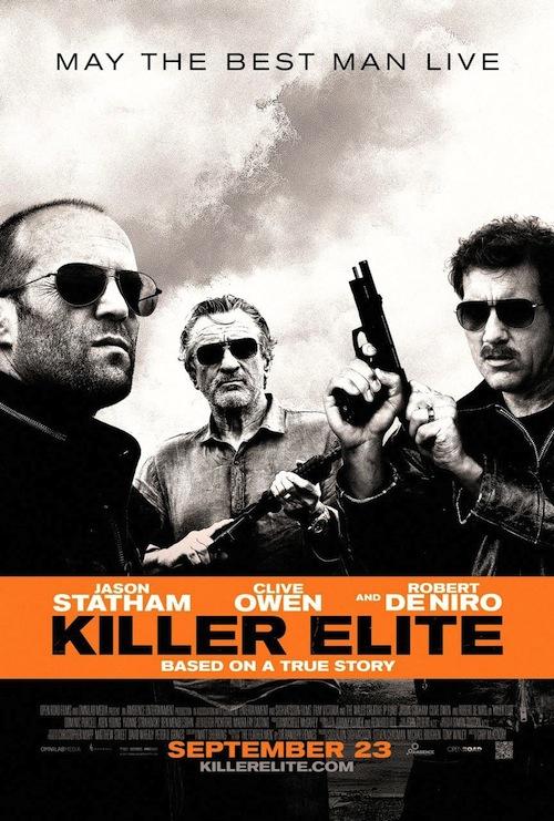 A killer elite posztere