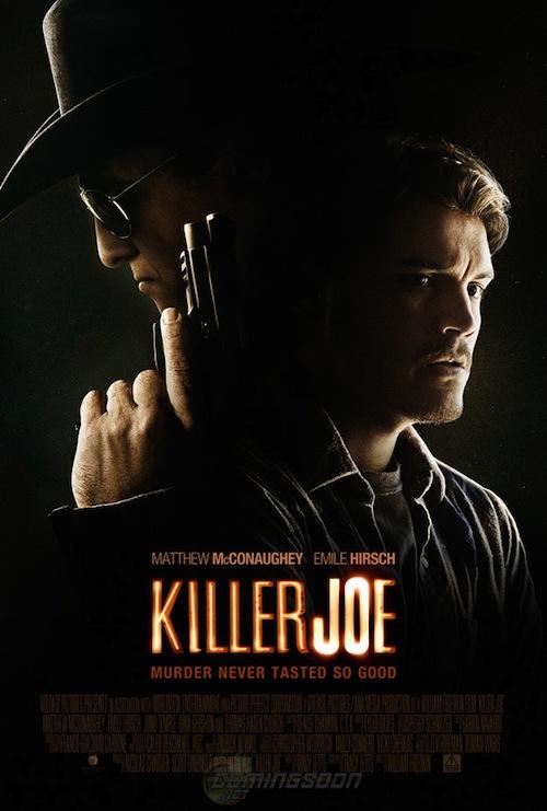 A Killer Joe posztere