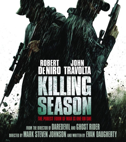 A Killing Season promója