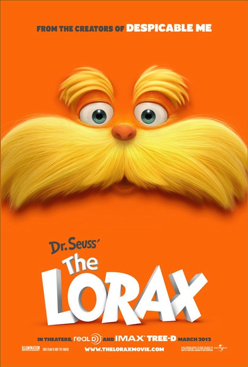 The Lorax posztere