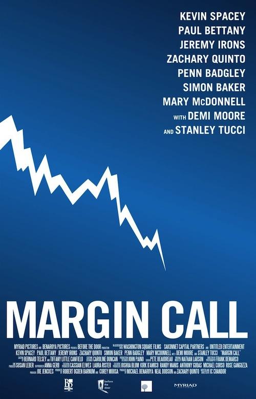 a Margin Call posztere