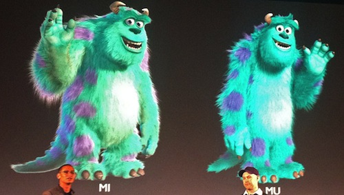 Monsters University képek