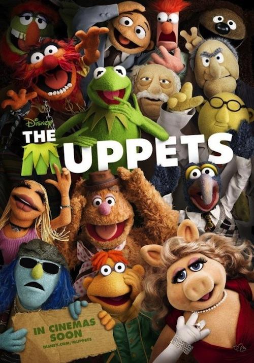 A Muppets új posztere