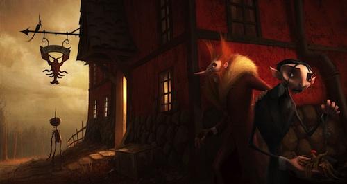 Pinokkió visszatér